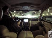 The Management Fleet Lexus LX 570 Economy Run 15