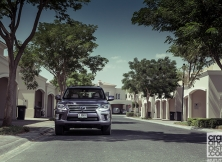 The Management Fleet Lexus LX 570 Economy Run 01