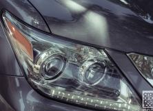 The Management Fleet Lexus LX 570 Economy Run 12
