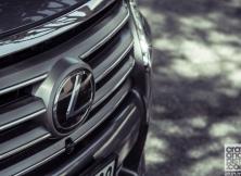 The Management Fleet Lexus LX 570 Economy Run 02