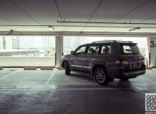 The Management Fleet Lexus LX 570 Economy Run 17