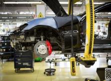 Maserati Factory
