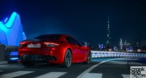 Maserati GranTurismo MC Stradale. Pepper Yandell 1