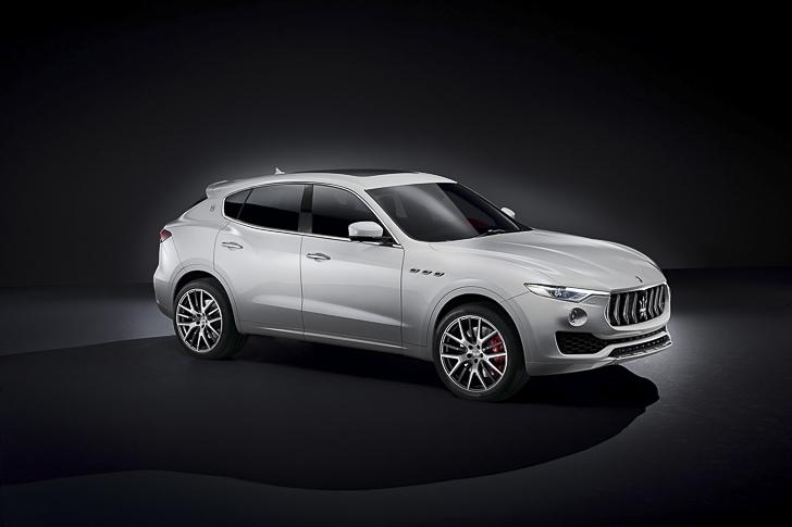 Maserati Levante 18