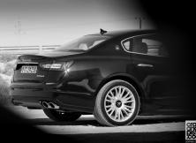 Maserati Quattroporte V6