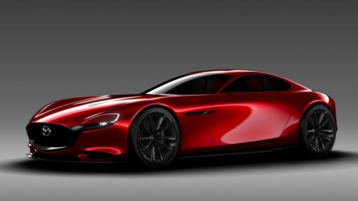 Mazda RX-Vision 12