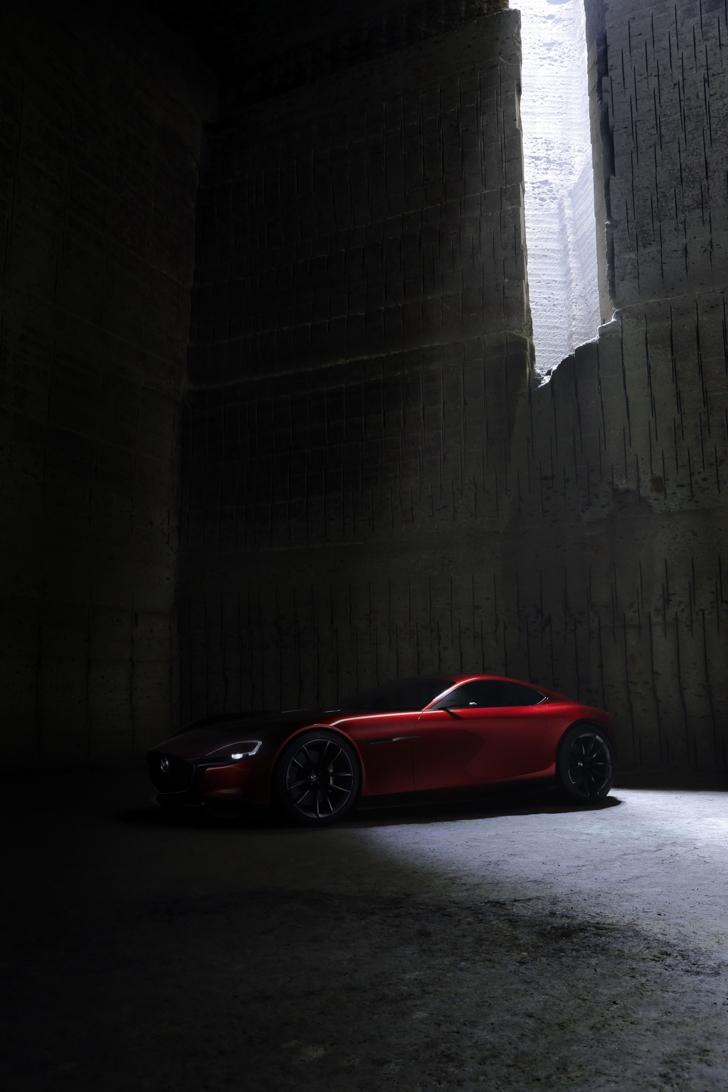 Mazda RX-Vision 11