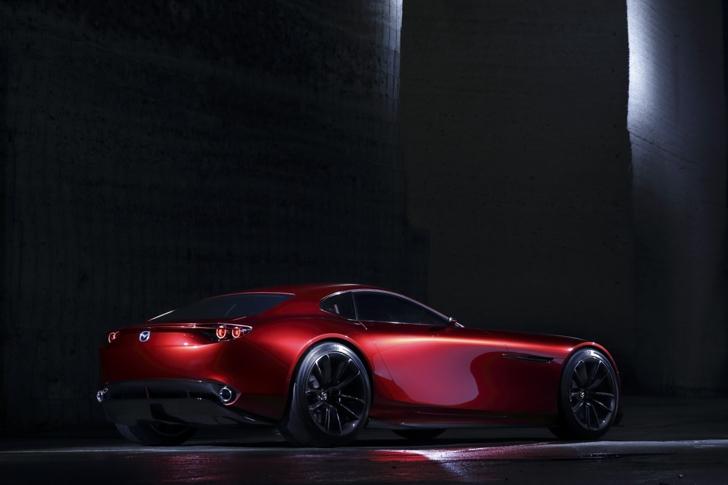 Mazda RX-Vision 09