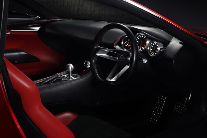 Mazda RX-Vision 16