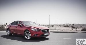 Mazda6 2.5 R