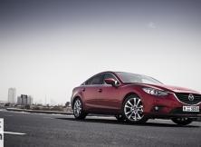 Mazda6 Dubai UAE 6