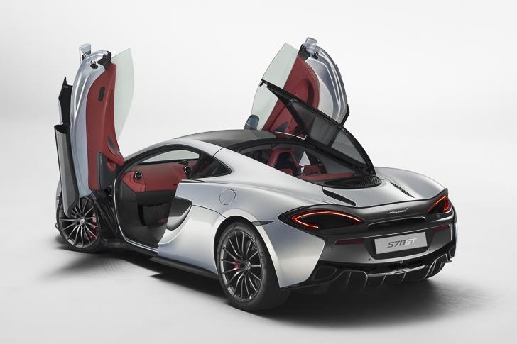 McLaren 570GT-4