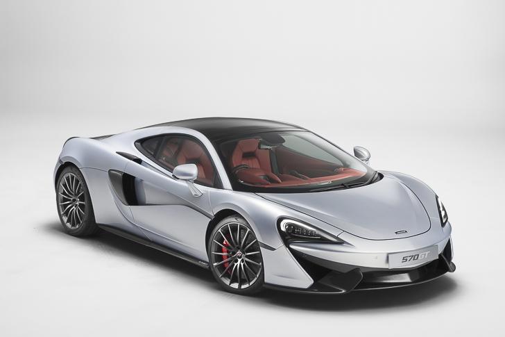 McLaren 570GT-5
