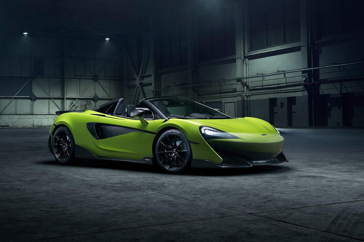 McLaren 600LT Spider revealed-1