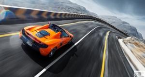 McLaren 650S. Dubai