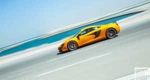 McLaren 650S. Management Fleet (June)