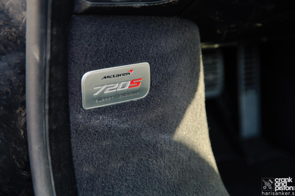 McLAREN 720S-9