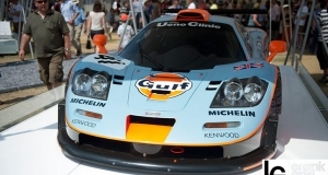 McLaren at the Goodwood Festival of Speed