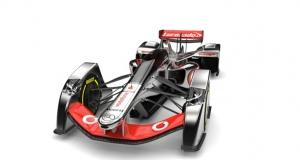 McLaren MP4-36J. Jihoon Seo