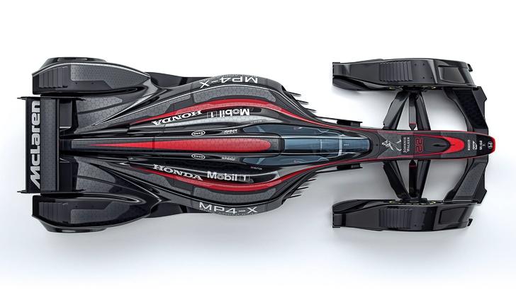 McLaren MP4-X Concept-2