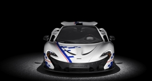 McLaren P1 by MSO, inspired by Alain Prost