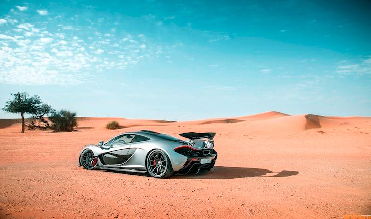 McLaren P1 GF Williams 16