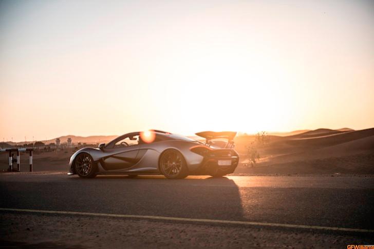 McLaren P1 GF Williams 02