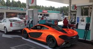 McLaren P1 Mat. Dubai, UAE
