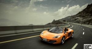 McLaren Saudi Arabia