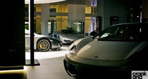 McLaren Showroom Dubai