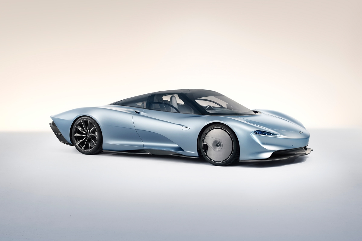 McLaren Speedtail – real-world testing -1