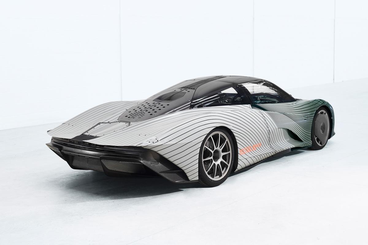 McLaren Speedtail – real-world testing -19