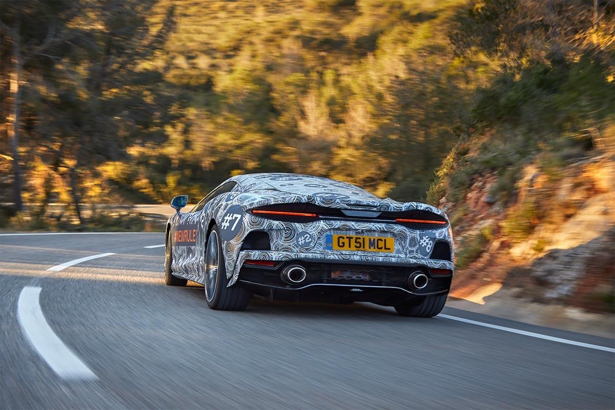 McLaren teases Grand Tourer-2