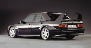 Mercedes 190E Evolution II