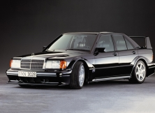 Mercedes-Benz 190E Evolution II 01