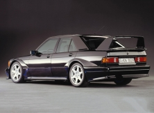 Mercedes-Benz 190E Evolution II 03