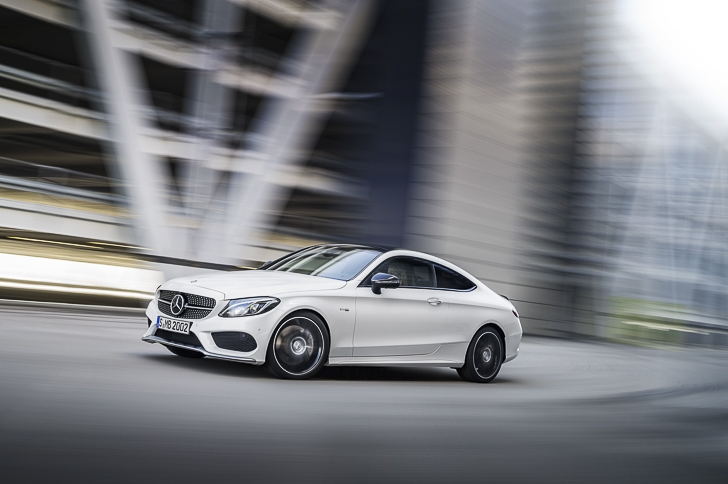 Mercedes-AMG C 43 Coupe-1