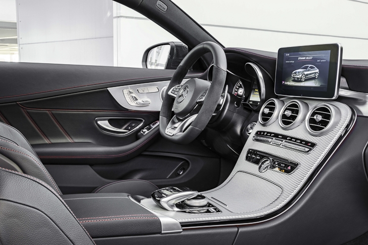 Mercedes-AMG C 43 Coupe-11