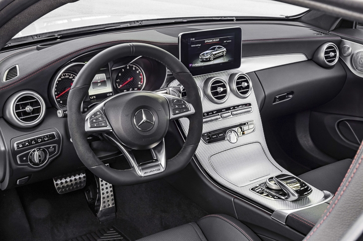 Mercedes-AMG C 43 Coupe-12