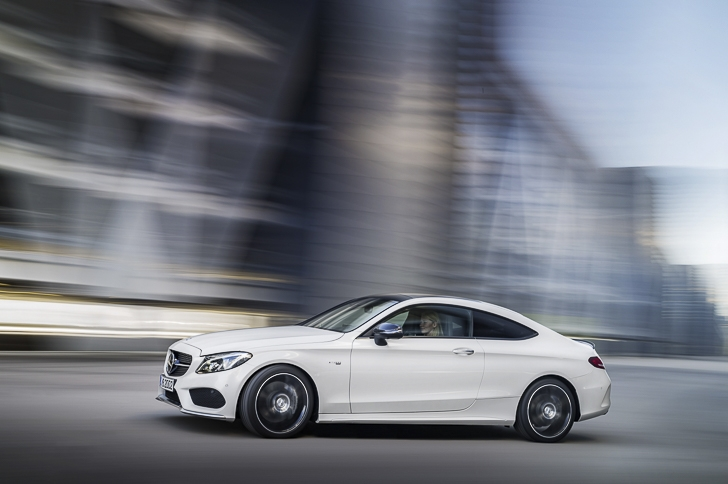 Mercedes-AMG C 43 Coupe-2