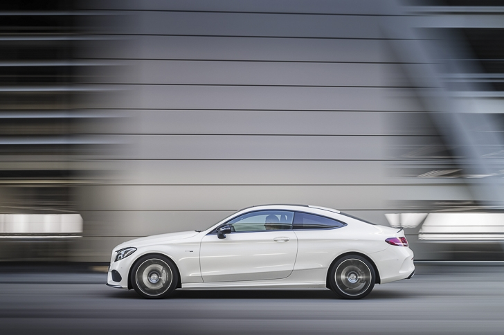 Mercedes-AMG C 43 Coupe-3