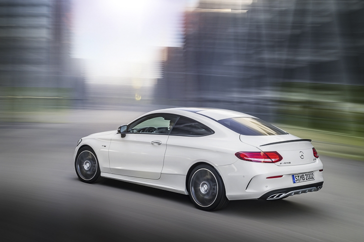 Mercedes-AMG C 43 Coupe-4
