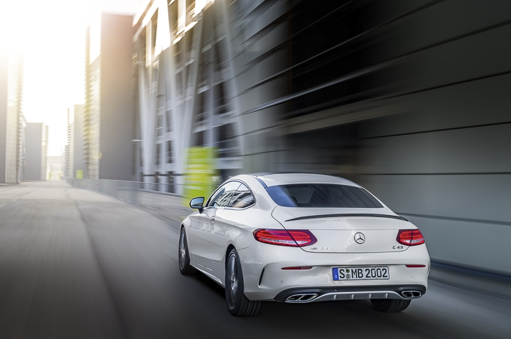 Mercedes-AMG C 43 Coupe-5