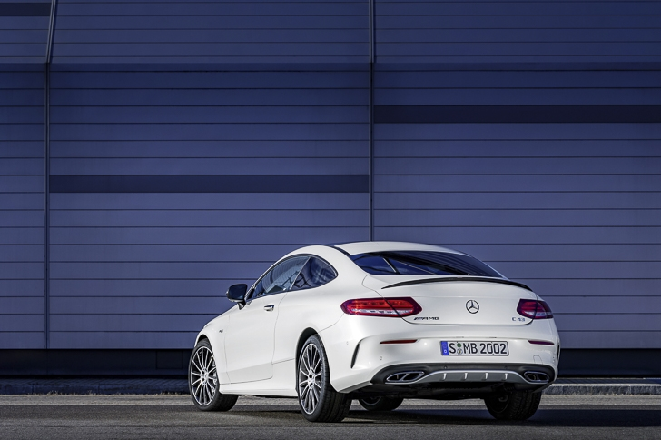 Mercedes-AMG C 43 Coupe-7