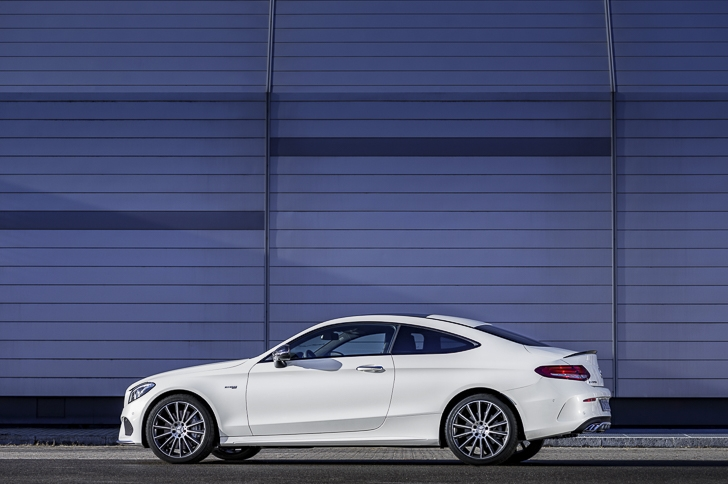 Mercedes-AMG C 43 Coupe-8