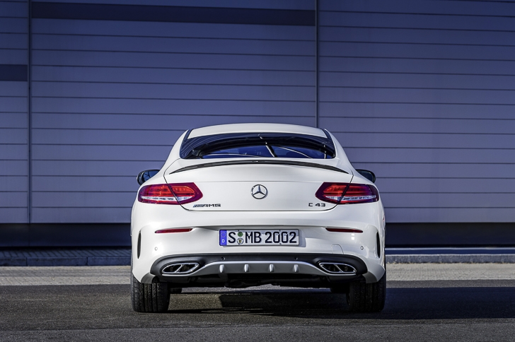 Mercedes-AMG C 43 Coupe-9