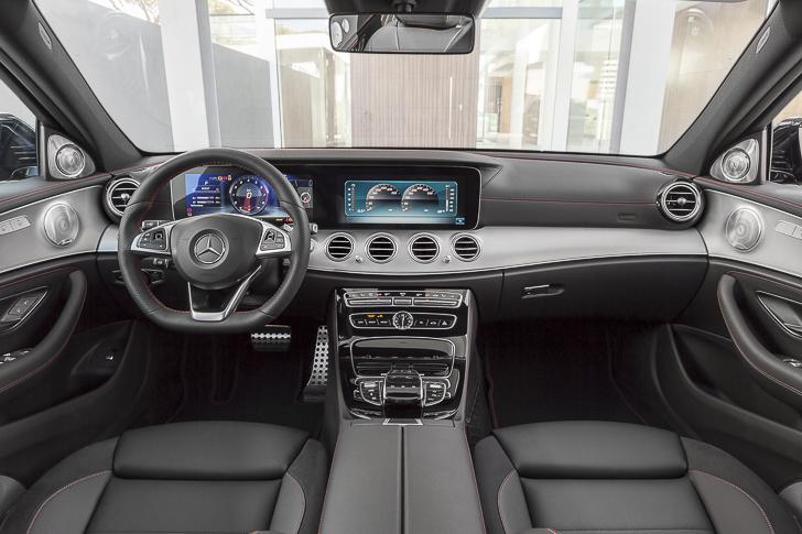Mercedes-AMG E 43 10
