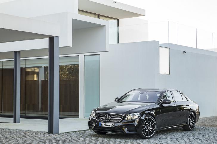 Mercedes-AMG E 43 07