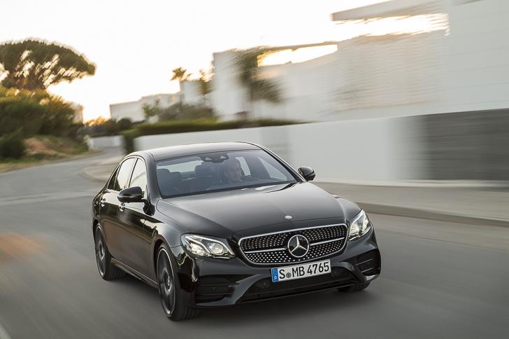 Mercedes-AMG E 43 01