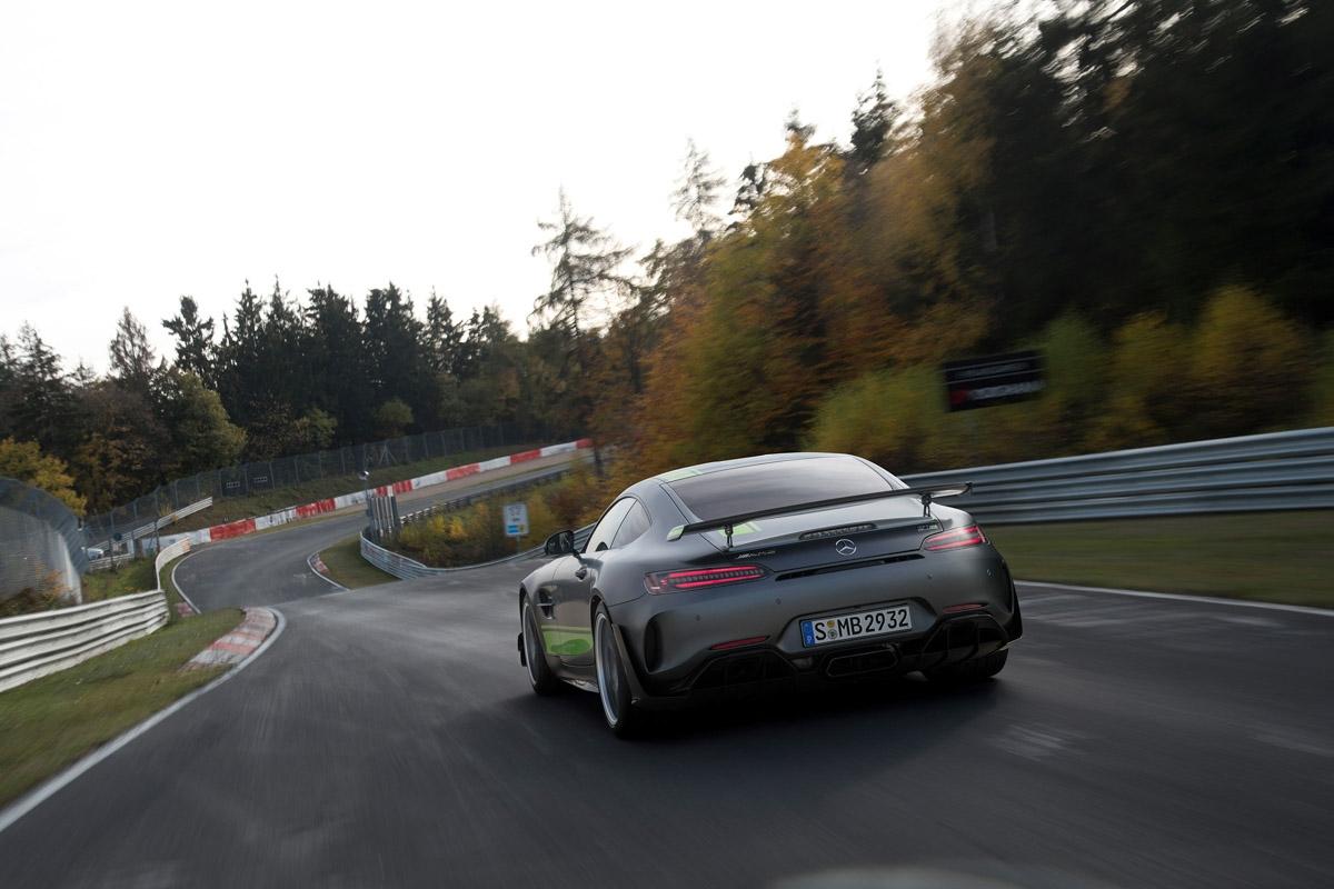Mercedes-AMG GT R PRO (2018)